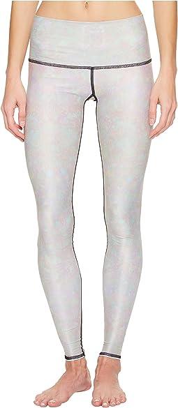 teeki - White Snake Opal Hot Pants