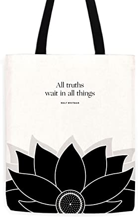 Walt Whitman Truths Tote