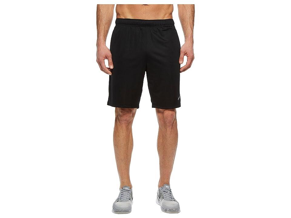 Nike Dry Training Short (Black/Dark Grey) Men