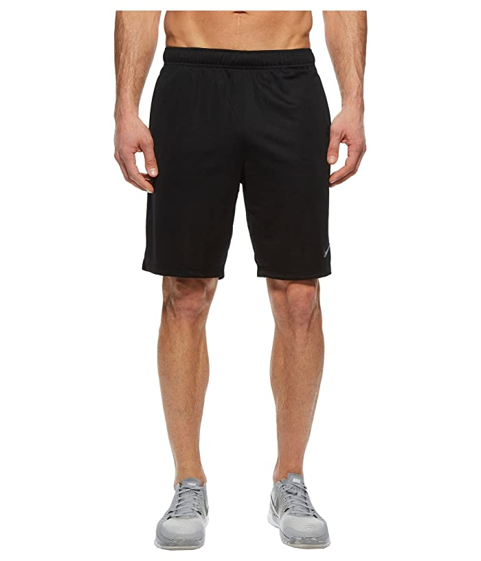 Nike Dry Training Short (Black/Dark Grey) Men