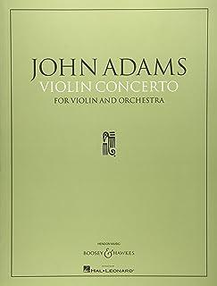 Violin Concerto: For Violin and Orchestra Full Score