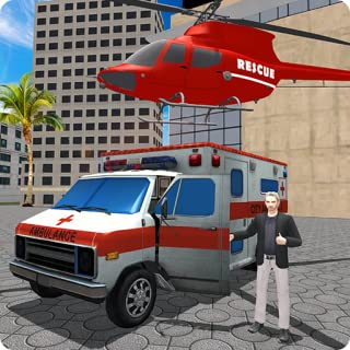 City Ambulance: Coast Guard Rescue Rush