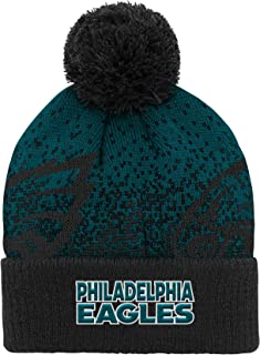 Best eagles green knit hat Reviews