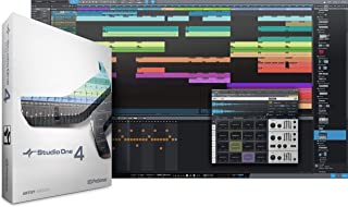 PreSonus Audio Electronics Multitrack Recording Software (Studio One 4 Artist/Boxed)
