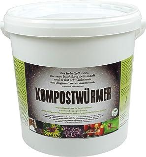 KOMPOSTWÜRMER   natursache.de   Regenwürmer lebend kaufen – effektive..