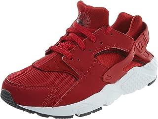 Nike Huarache Run Gym Red/Gym Red-Dark Grey (Little Kid) (3 M US)