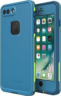 Lifeproof FRĒ SERIES Waterproof Case for iPhone 8 PLUS & 7 PLUS (ONLY) - Retail Packaging - BANZAI (COWABUNGA/WAVE CRASH/L...