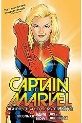 Captain Marvel Vol. 1: Higher, Further, Faster, More (Captain Marvel (2014-2015)) (English Edition) eBook Kindle