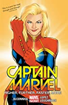 Captain Marvel Vol. 1: Higher, Further, Faster, More (Captain Marvel (2014-2015)) (English Edition)