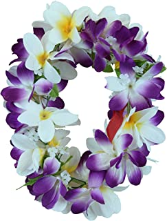 Hawaii Luau Party Artificial Fabric Plumeria Haku Head Band