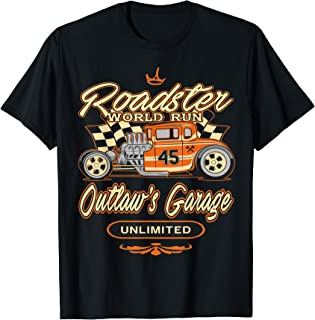 Hot Rod Street Customs Hot Rod - Men Women T Shirt