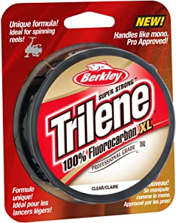 Berkley 2000-Yard Trilene Fluorocarbon XL Fishing Line