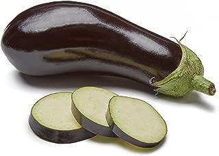 Organic Eggplant, One Medium