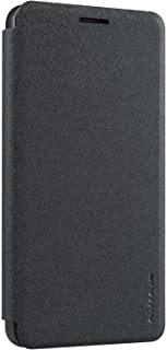HUAWEI Shot X/Honor 7i Nillkin Sparkle Series Flip Case [Black Gray Color] BY ONLINEPHONE