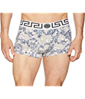 Versace - Printed Low Rise Trunk