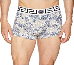 Printed Low Rise Trunk
