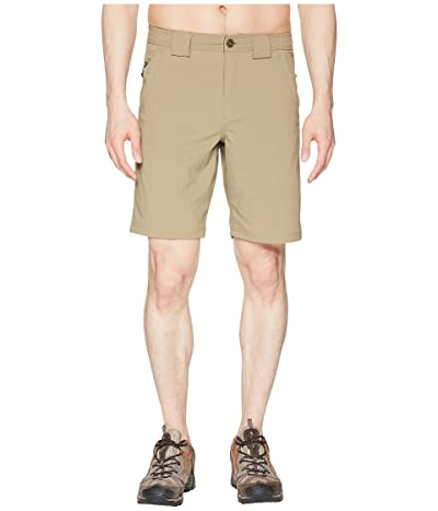 Filson Outdoorsman Shorts (Grey Khaki) Men