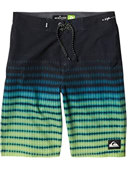 Quiksilver Boys Big Highline Upsurge Youth 18 Boardshort Swim Trunk
