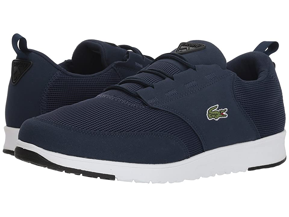 Lacoste Caycen 318 1 P (Navy/White) Men