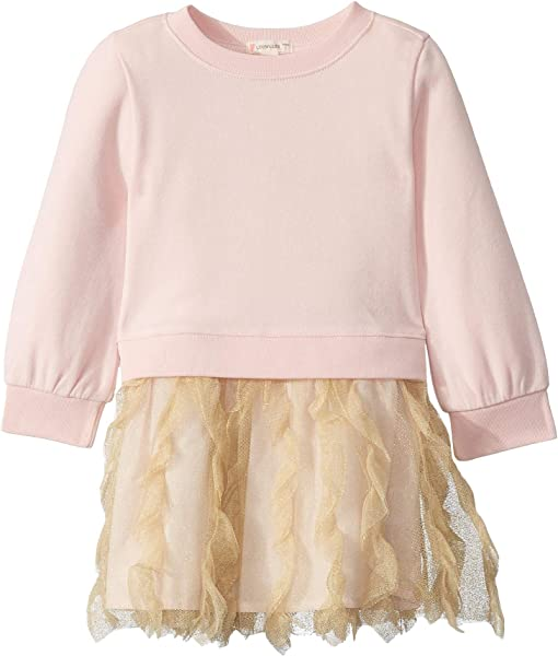 Pink/Gold Shimmer