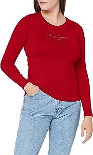 Pepe Jeans New Virginia LS Camiseta para Mujer