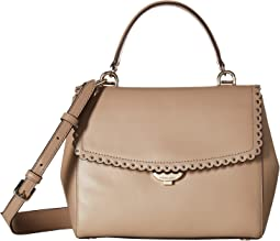 Ava Medium Top-Handle Satchel