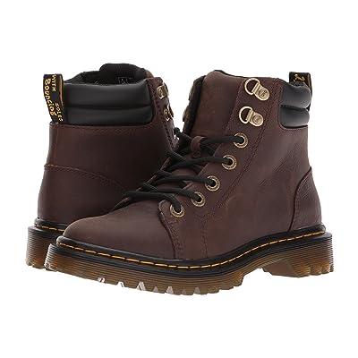 Dr. Martens Faora (Dark Brown Newark) Shoes