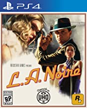 L.A. Noire - HD Collection Edition - PlayStation 4