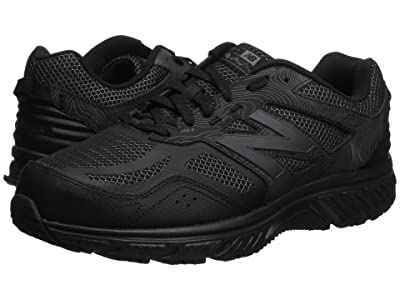 New Balance 510v4 (Black/Magnet) Men