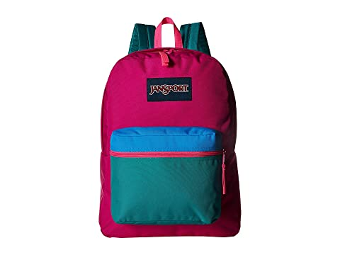 Purple Pink Exposed Ultra JanSport Neon 1E8Xqn4