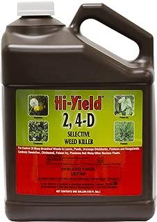 V.P.G. FH21415 Quart ~ Hi-Yield 2,4-D Selective Weed Killer ~ Quart