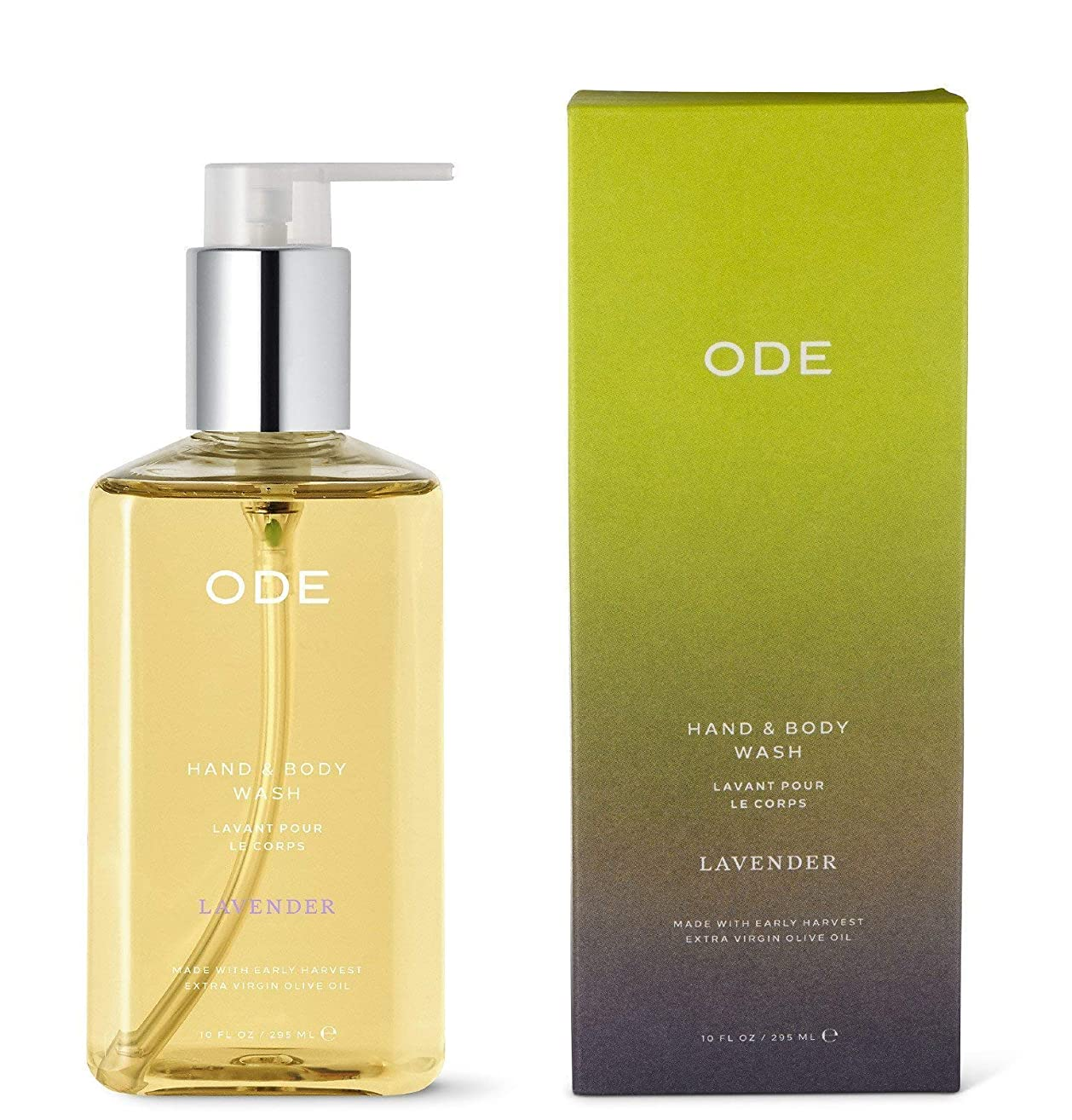 ODE natural beauty - Lavender Hand & Body Wash