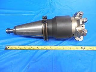 6 R220.33-06.00-12 FACE Mill /& CAT50 2 Pilot 3//4 Key FACE Mill Tool Holder