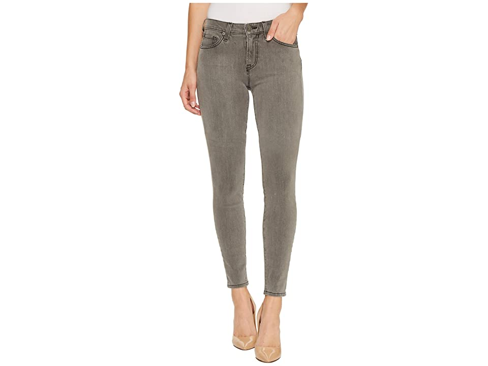 Agave Denim Joan Fade Skinny Fit Jeans in Light Gray (Light Gray) Women's Jeans
