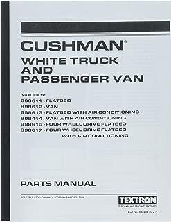 1996 ezgo txt parts manual