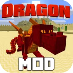Ender dragon, Ghost dragon, Nether dragon, Obsidian dragon and a few others More than 6 different dragons that can be saddled Each dragon has its own magical abilities and different physical characteristics You can use dragons to move faster or fight...