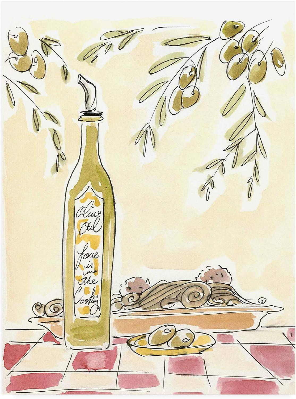 Trademark Fine Art Olio Della Cucina II by Alan Paul, 14x19