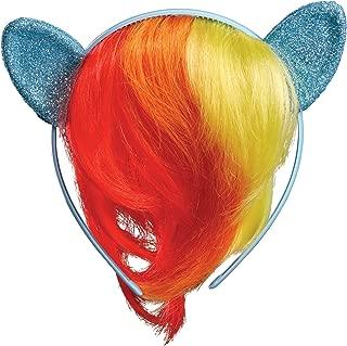 Rainbow Dash Movie Child Headpiece