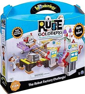 Wonderology Rube Goldberg The Robot Factory Challenge