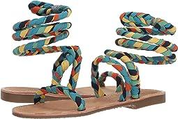 Embellished Havana Sandal