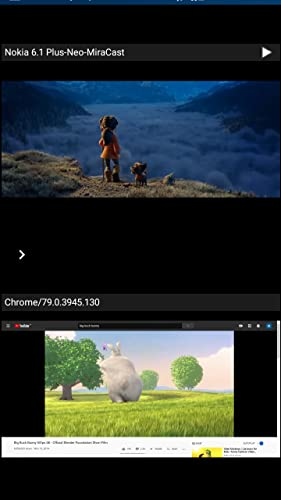 『ScreenCast - Miracast and Google Cast Receiver』の5枚目の画像