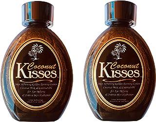2 Ed Hardy Coconut Kisses Skin Softening Golden Indoor UV Bed Tanning Lotion