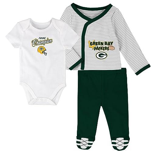 Baby Green Bay Packers Shirts Amazon Com