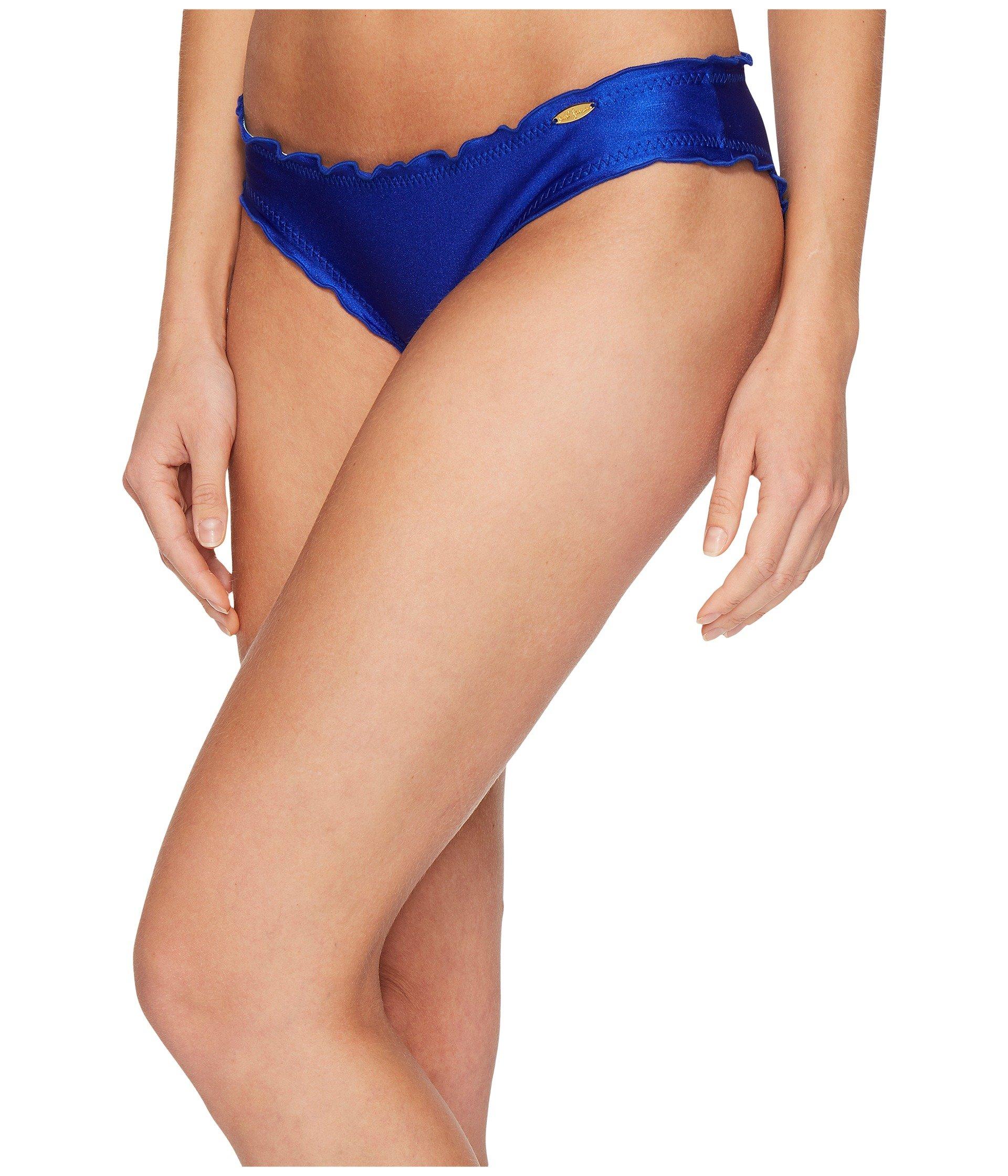 Luli Fama Cosita Buena Full Ruched Back Bikini Bottom At Zapposcom-8788