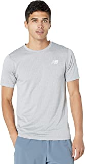 New Balance mens Tenacity Tee T-Shirt