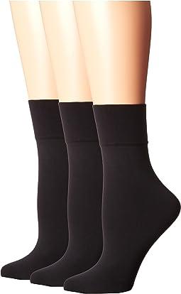 Simply Skinny Socks 3-Pack