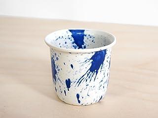Tazzina Spruzzi - Splash Espresso Cup - disegno originali piatti fatto cina tazze caffé ceramica spruzzo macchia schizzare
