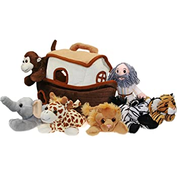 The Puppet Company - Hideaway Puppets - Noah's Ark