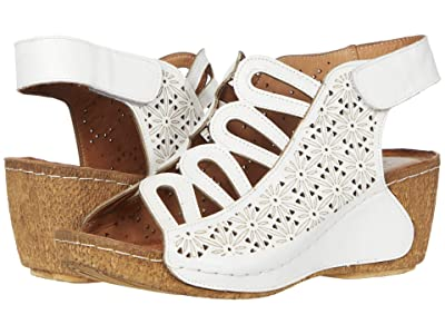 Spring Step Inocencia (White) Women