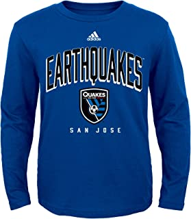 MLS Boys Outerstuff Arched Standard L/S Tee, Team Color,